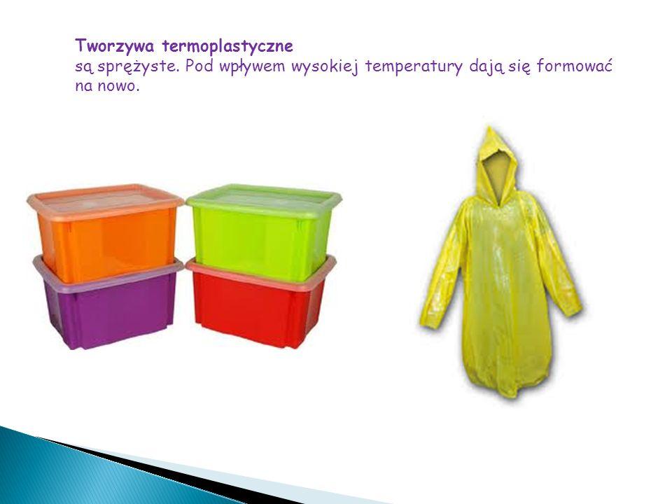 Tworzywa termoplastyczne