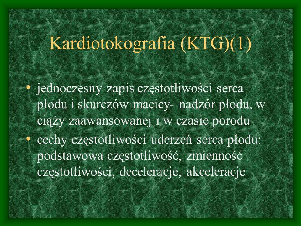 Kardiotokografia (KTG)(1)