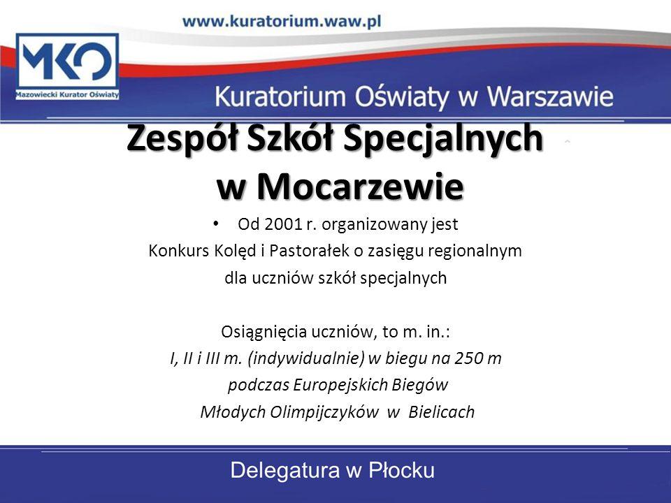 Zespół Szkół Specjalnych w Mocarzewie