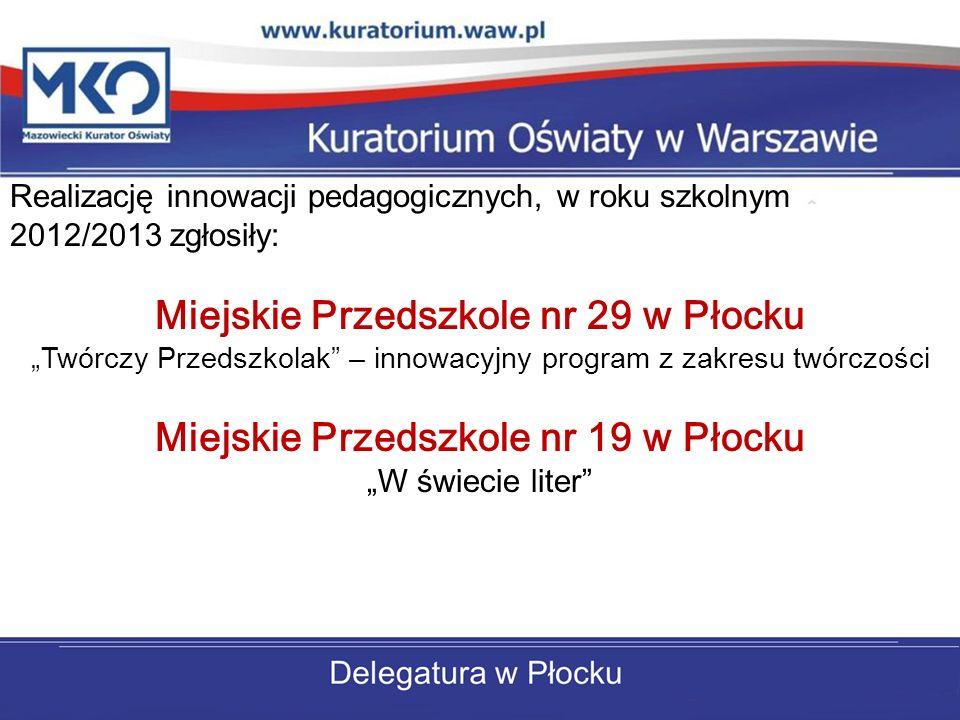 Miejskie Przedszkole nr 29 w Płocku