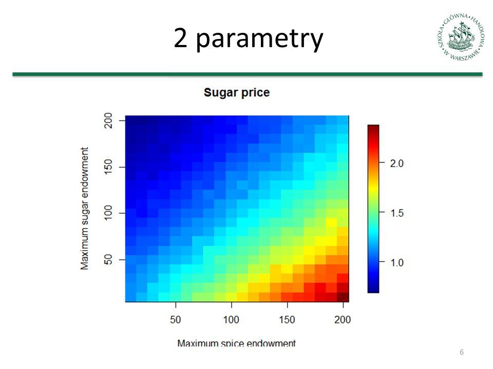 2 parametry