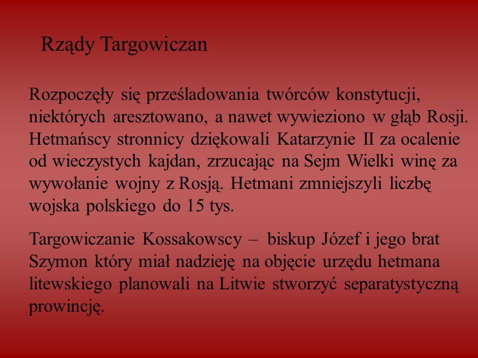 Rządy Targowiczan