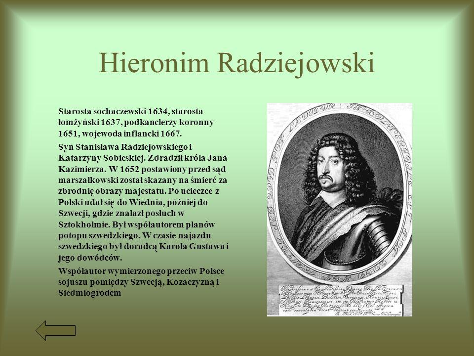 Hieronim Radziejowski