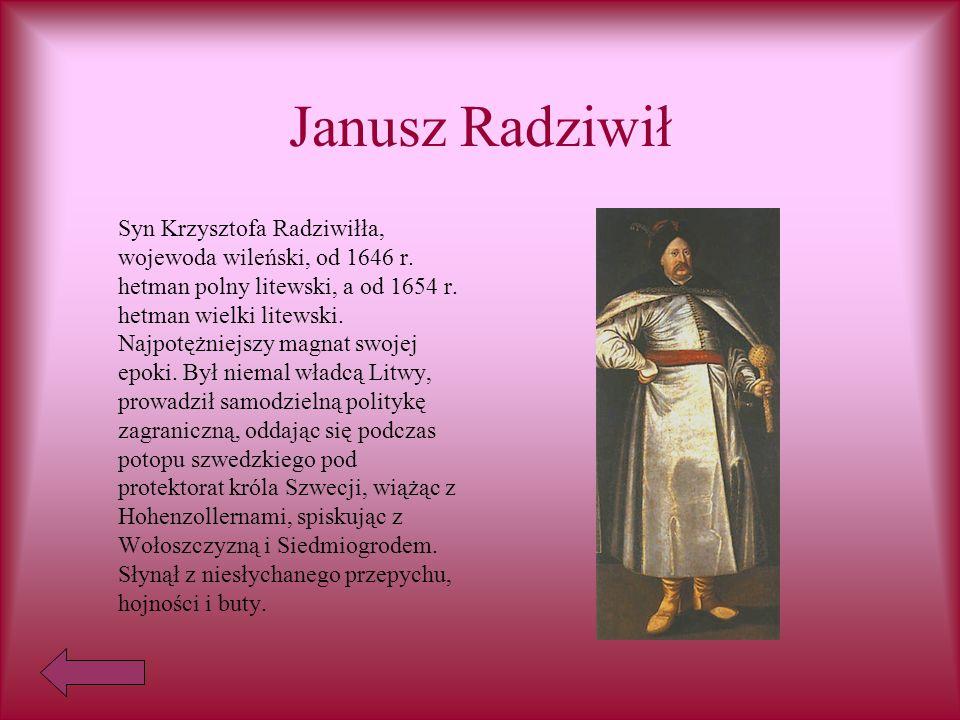 Janusz Radziwił