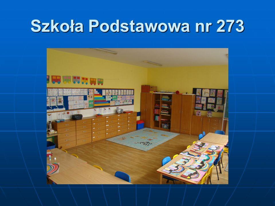 Szkoła Podstawowa nr 273