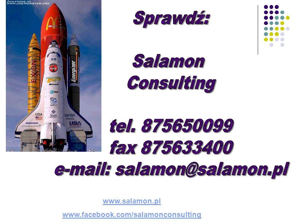 e-mail: salamon@salamon.pl