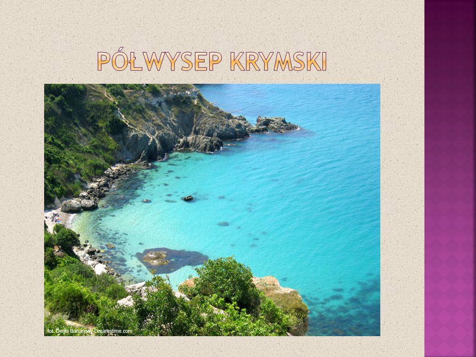 Półwysep krymski