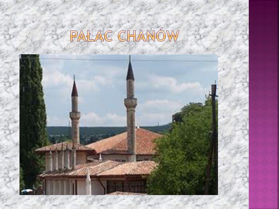 Pałac Chanów