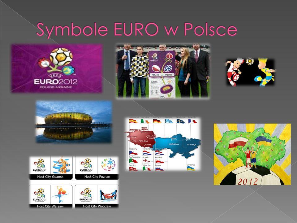 Symbole EURO w Polsce