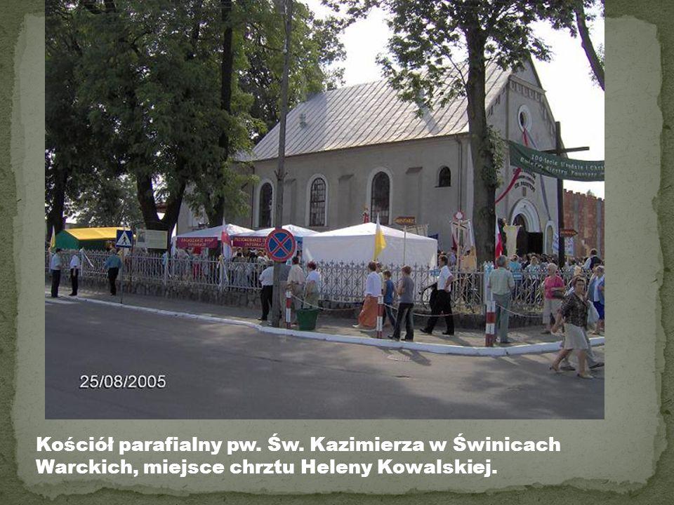 Kościół parafialny pw. Św