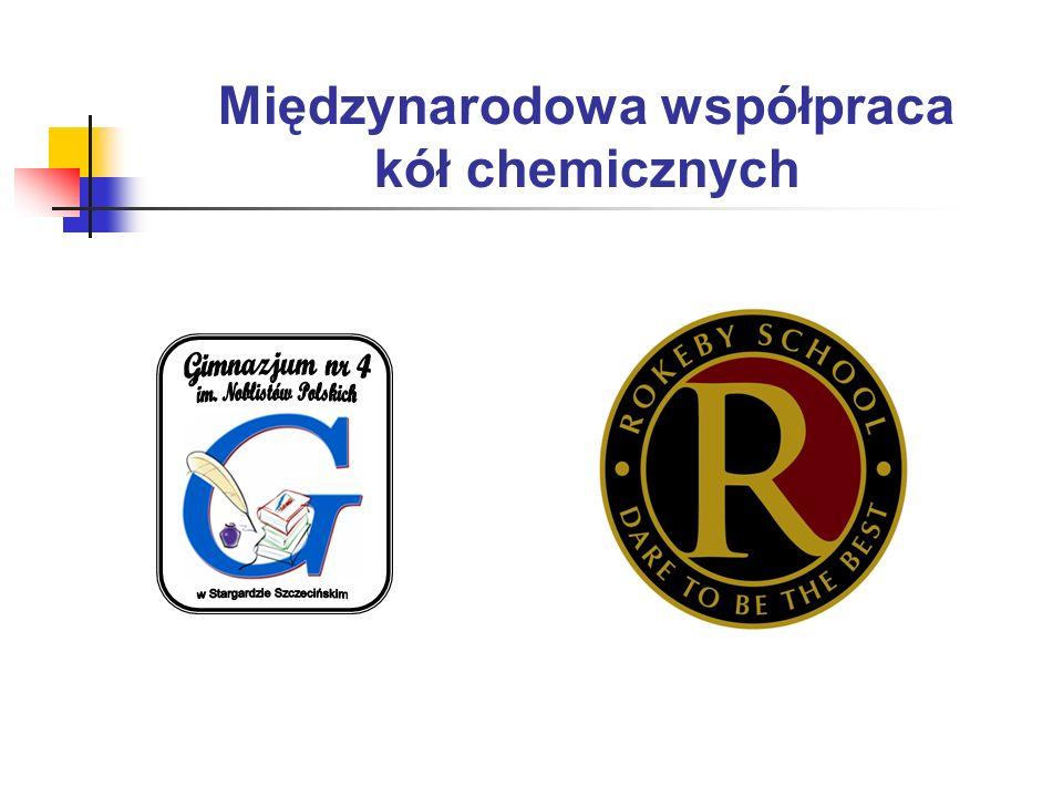 Międzynarodowa współpraca kół chemicznych