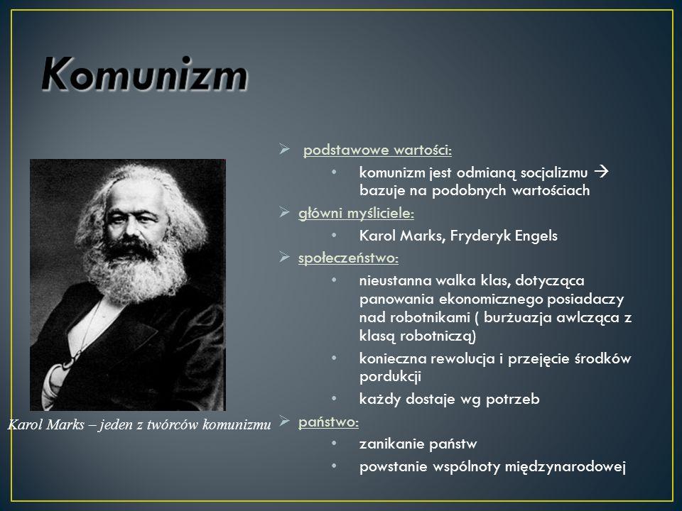Karol Marks – jeden z twórców komunizmu