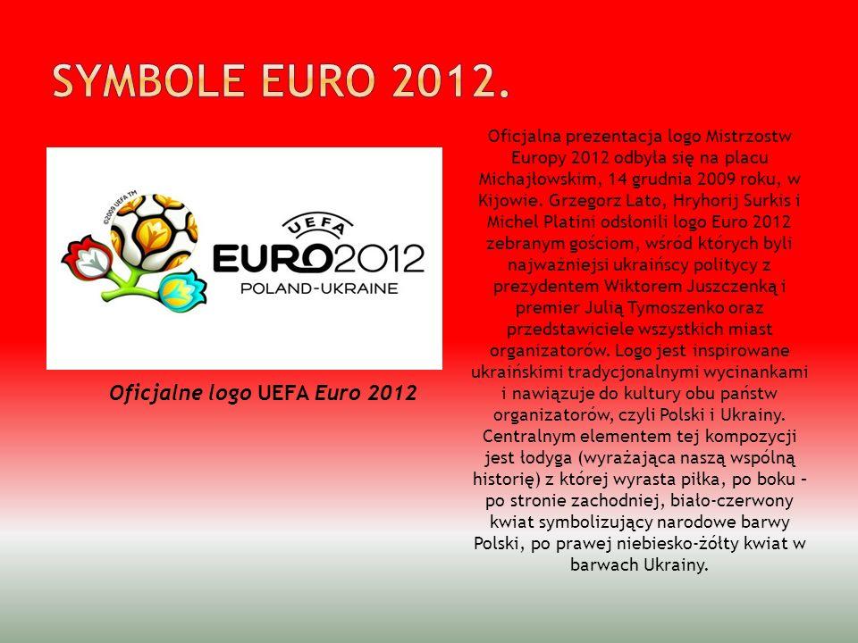 Symbole Euro 2012. Oficjalne logo UEFA Euro 2012