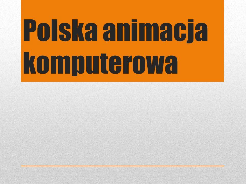 Polska animacja komputerowa