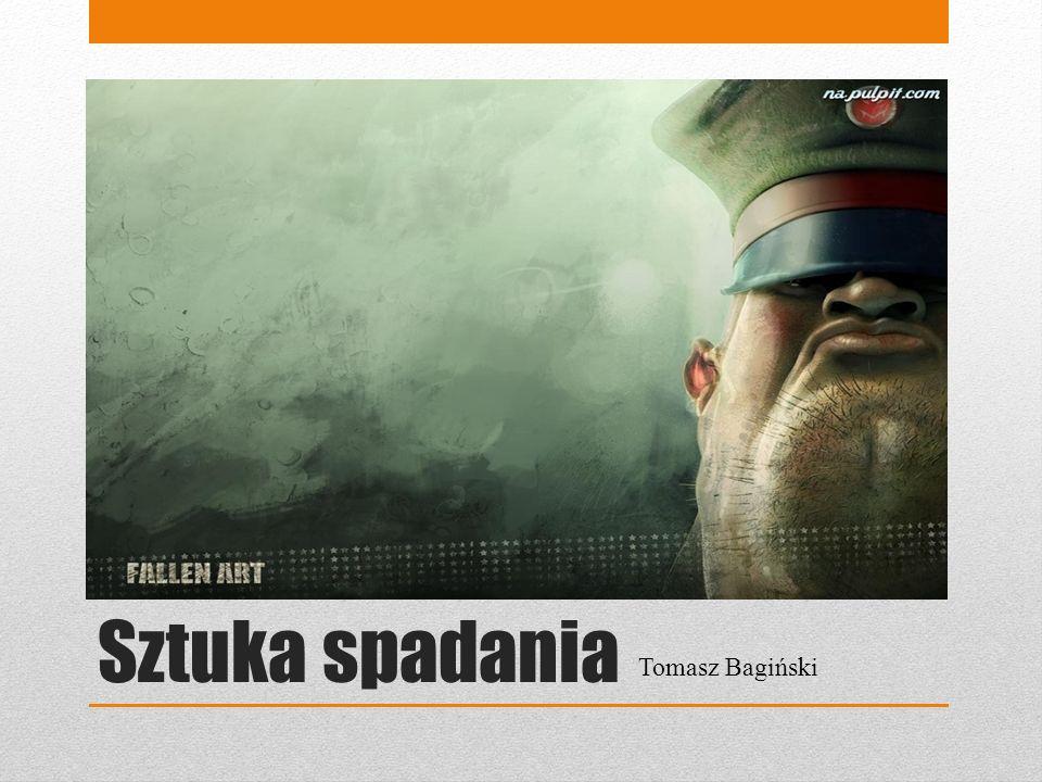 Sztuka spadania Tomasz Bagiński