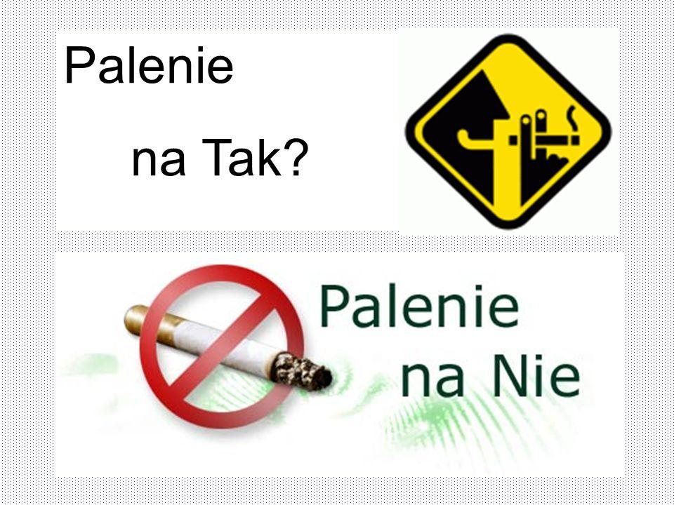 Palenie na Tak