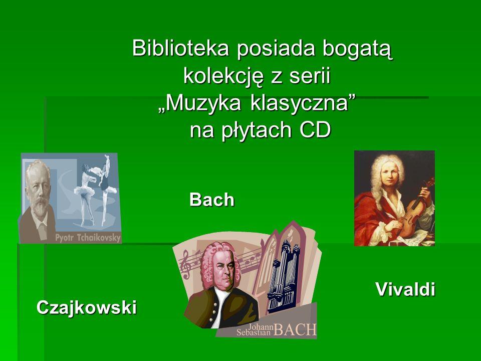 """kolekcję z serii """"Muzyka klasyczna na płytach CD"""