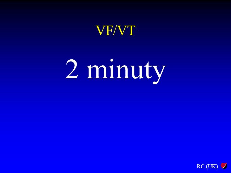 VF/VT 2 minuty