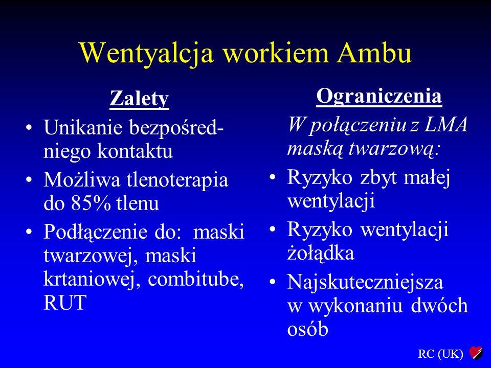 Wentyalcja workiem Ambu