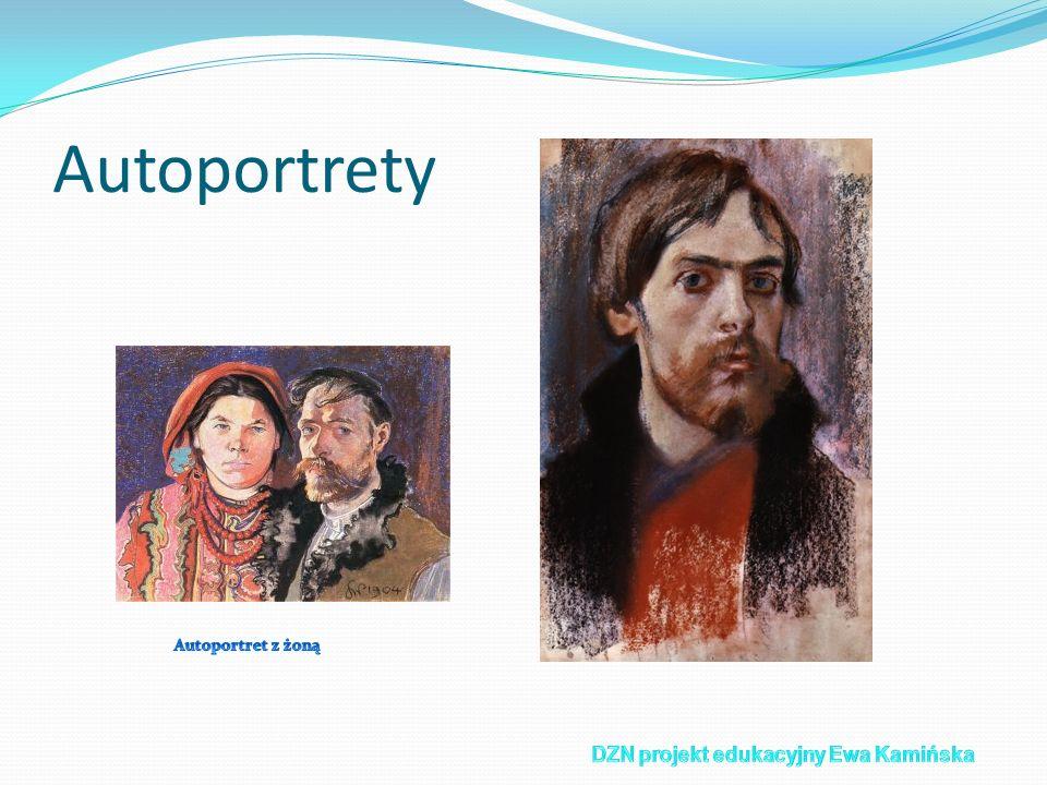 Autoportrety Autoportret z żoną