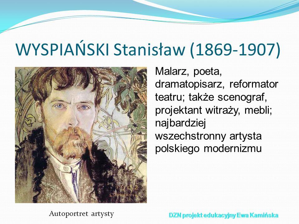 WYSPIAŃSKI Stanisław (1869-1907)