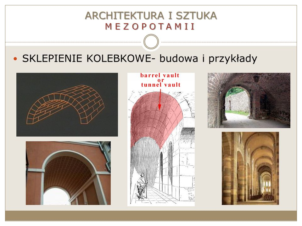 ARCHITEKTURA I SZTUKA MEZOPOTAMII