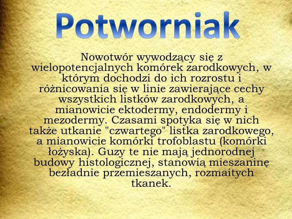 Potworniak