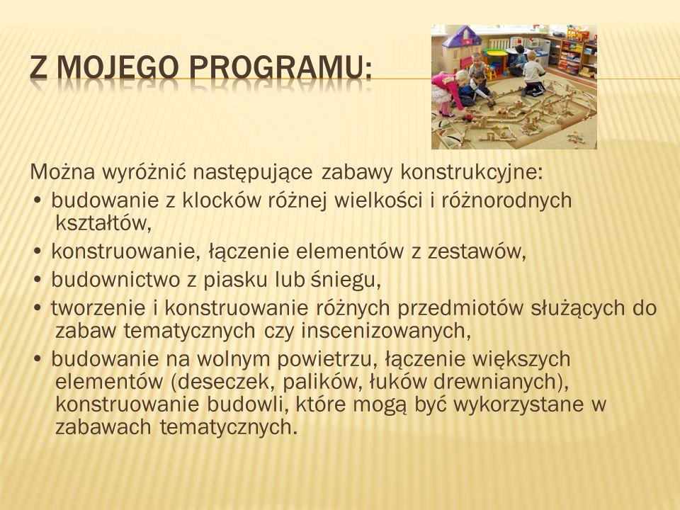 Z mojego programu: