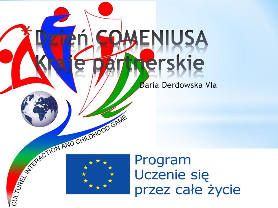 Dzień COMENIUSA Kraje partnerskie