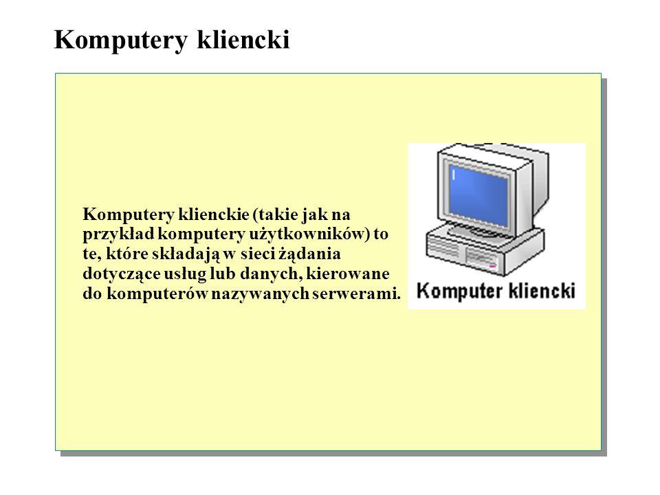 Komputery kliencki