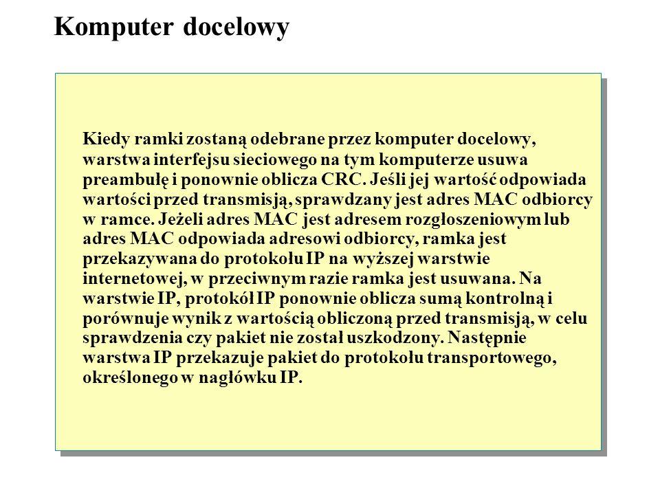 Komputer docelowy
