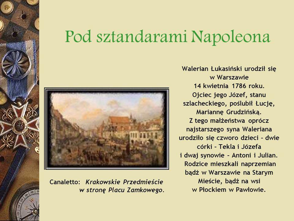 Pod sztandarami Napoleona