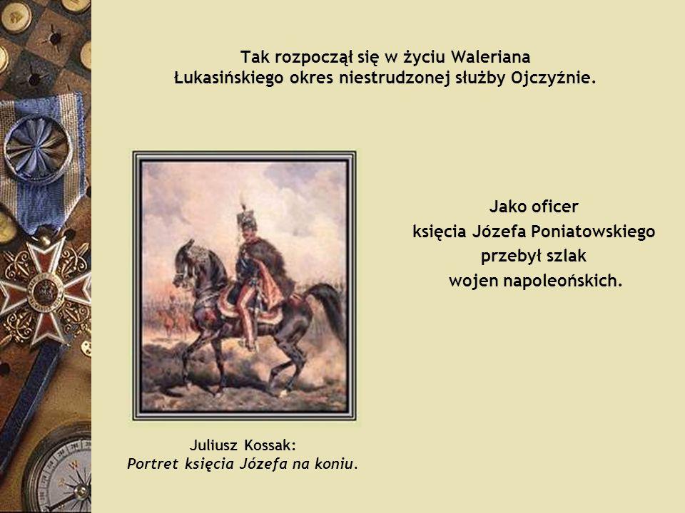 księcia Józefa Poniatowskiego