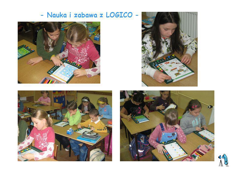 - Nauka i zabawa z LOGICO -