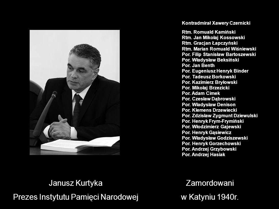Prezes Instytutu Pamięci Narodowej