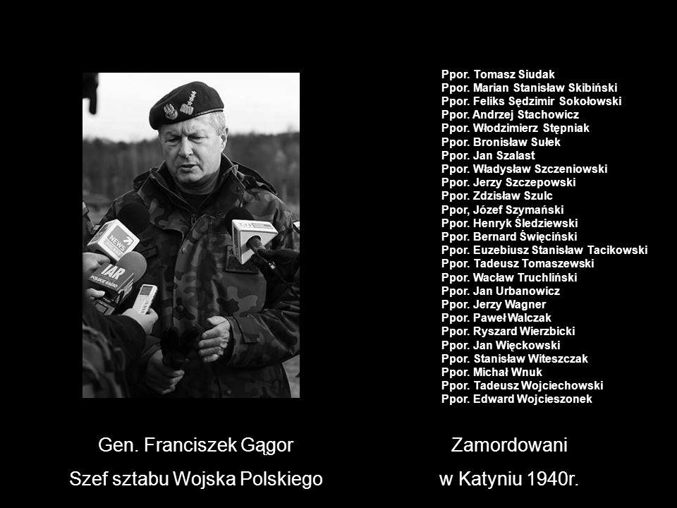 Szef sztabu Wojska Polskiego