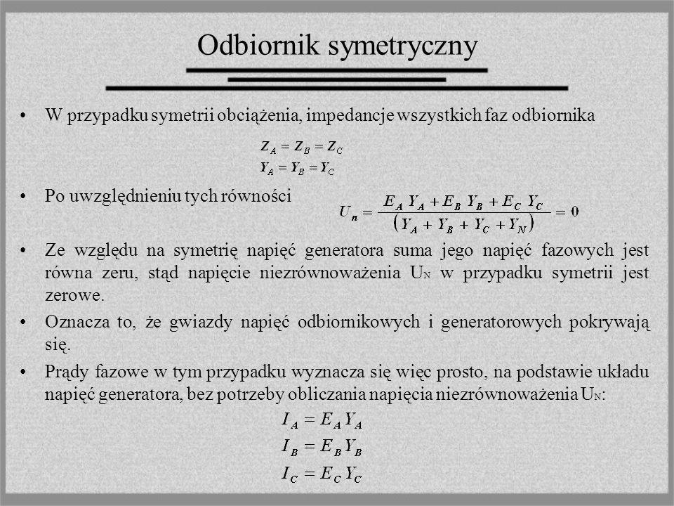 Odbiornik symetryczny