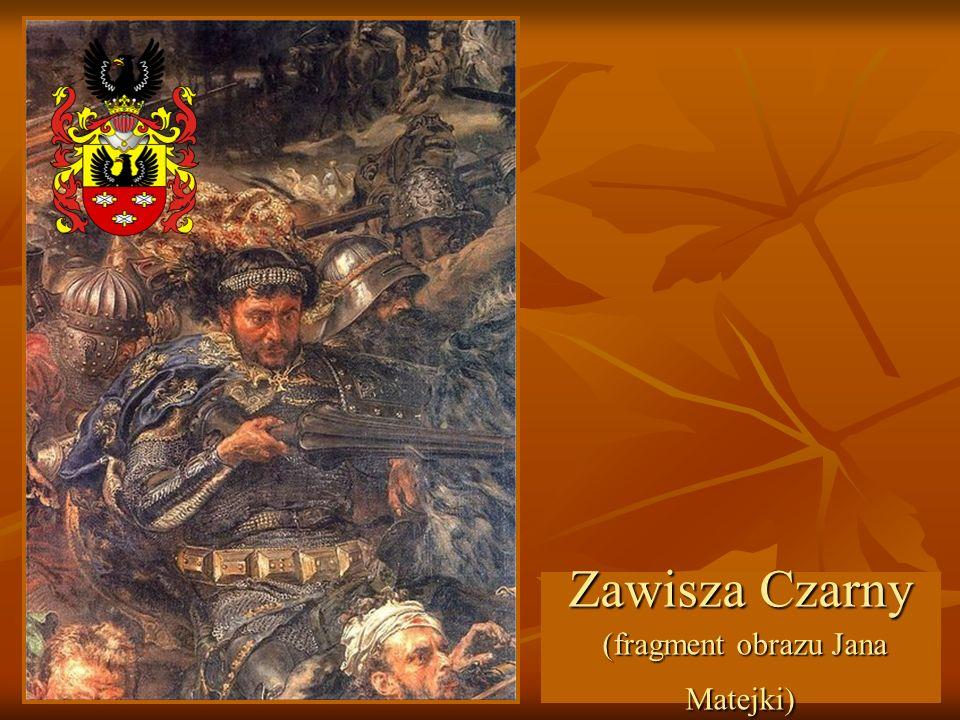 Zawisza Czarny (fragment obrazu Jana Matejki)