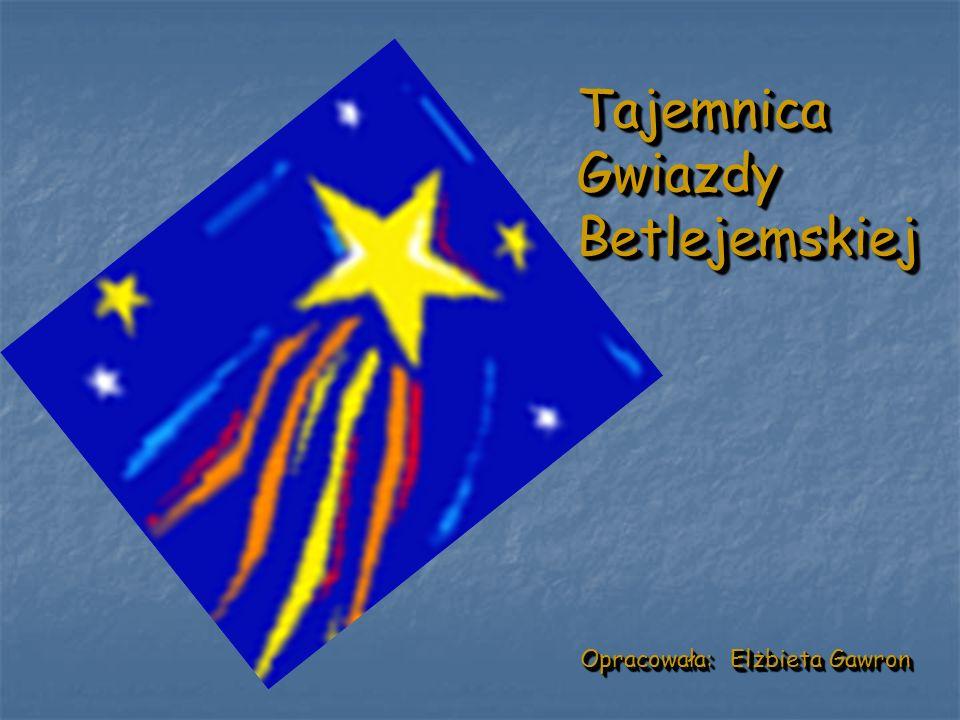 Tajemnica Gwiazdy Betlejemskiej