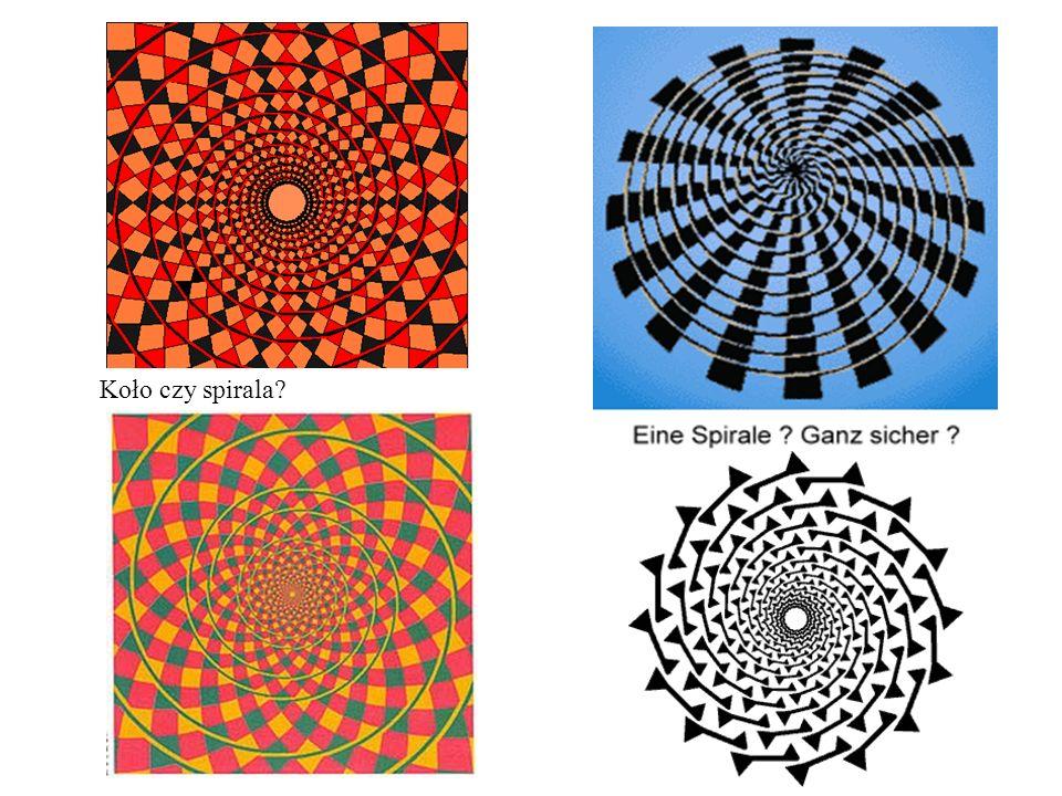Koło czy spirala