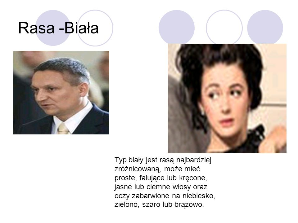 Rasa -Biała