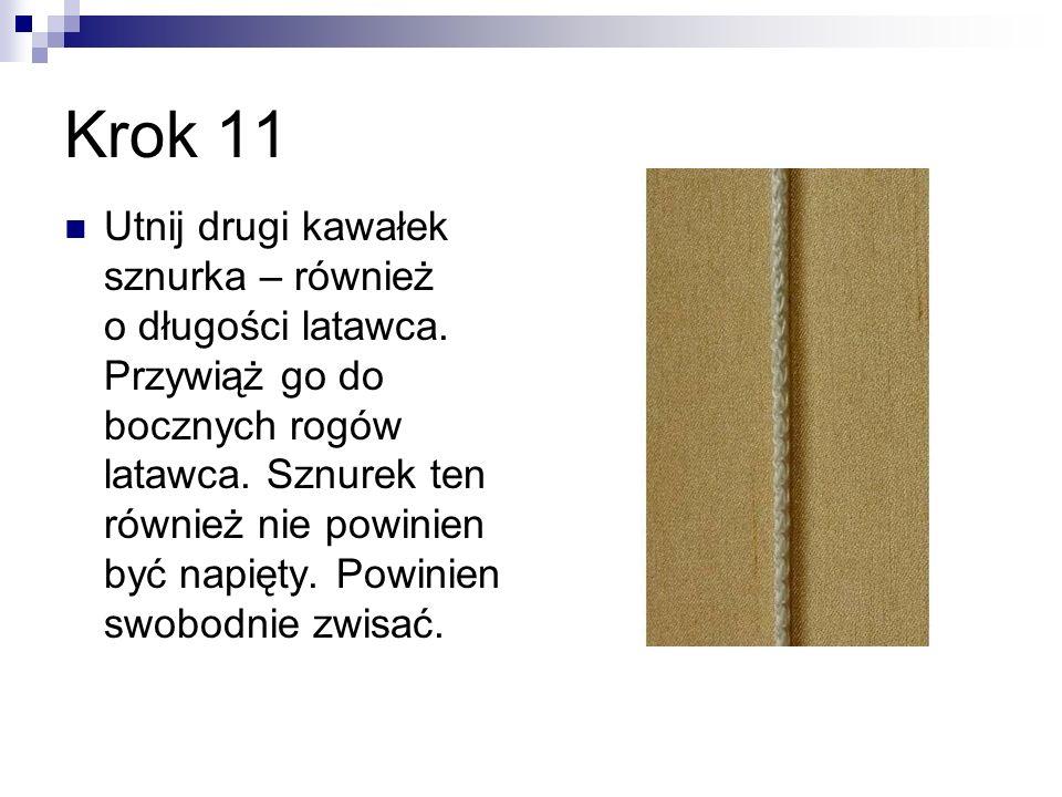 Krok 11