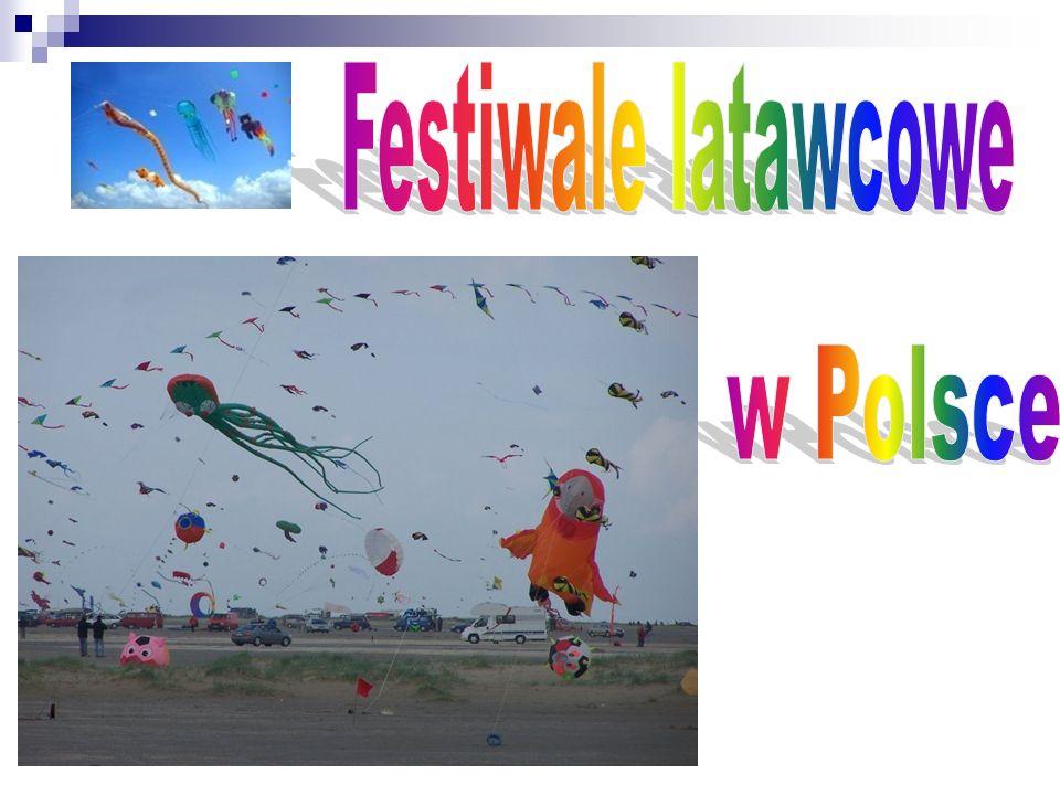 Festiwale latawcowe w Polsce
