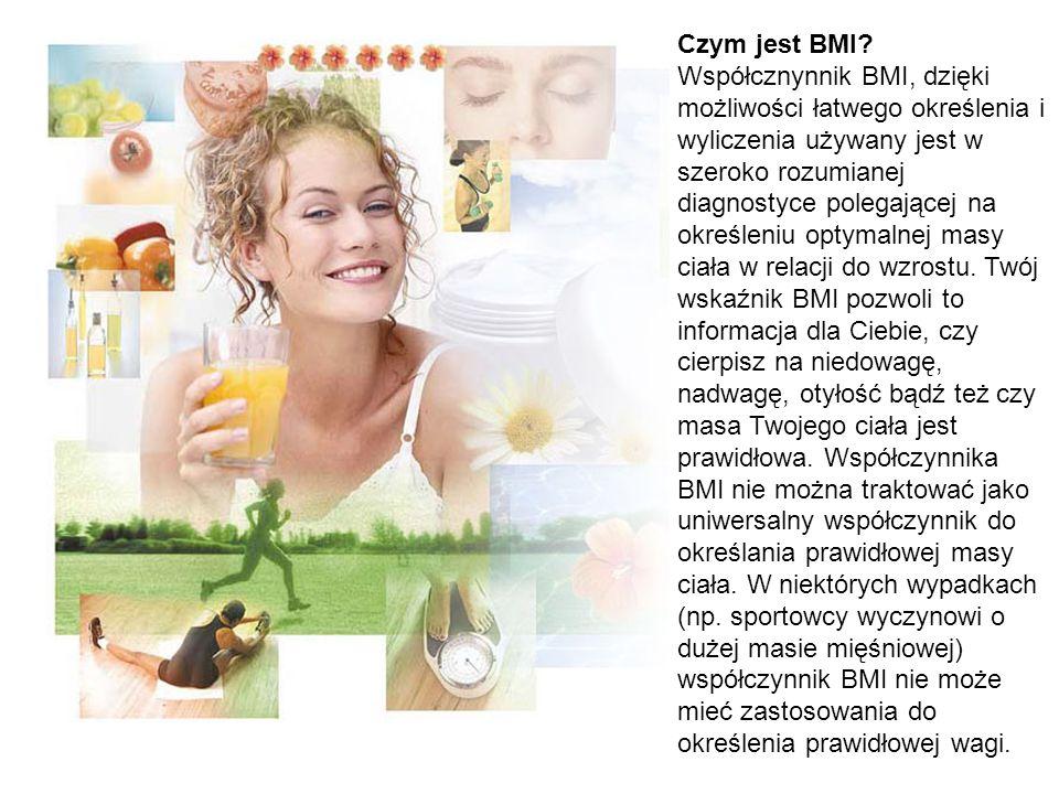 Czym jest BMI