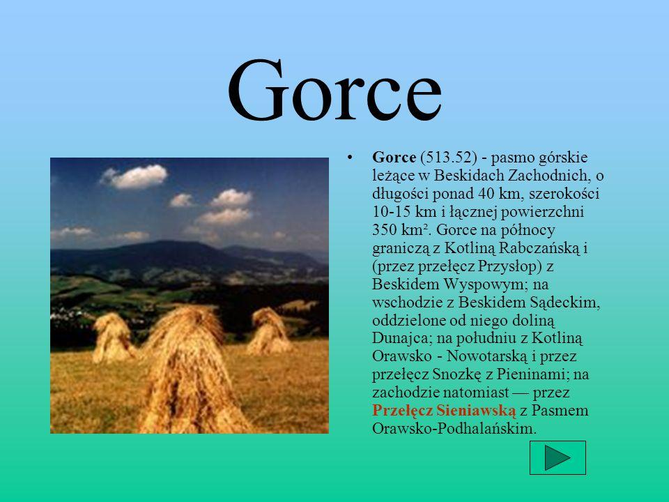 Gorce
