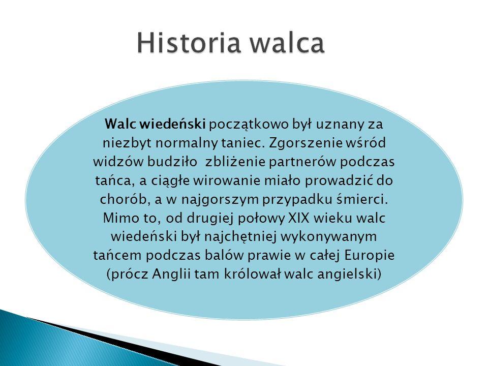 Historia walca