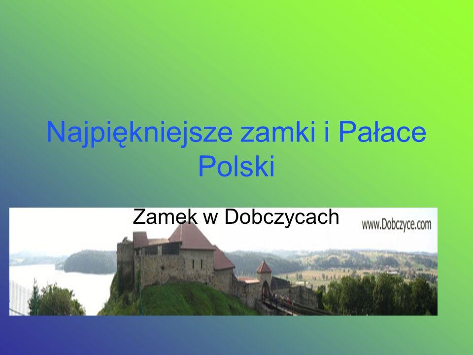 Najpiękniejsze zamki i Pałace Polski