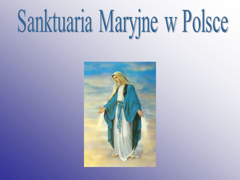 Sanktuaria Maryjne w Polsce