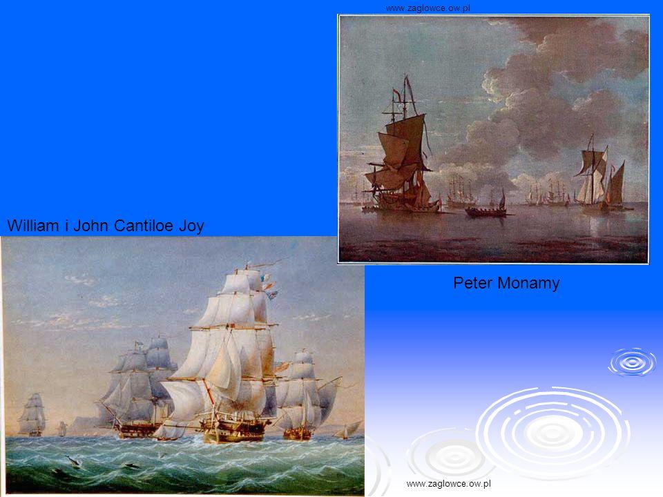William i John Cantiloe Joy