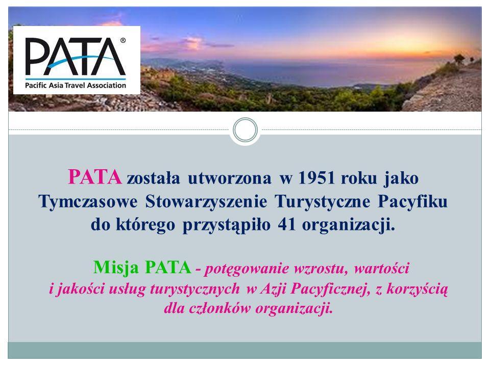 Misja PATA - potęgowanie wzrostu, wartości